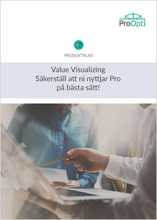 Pro Value Visualizing